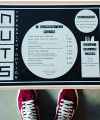 Nuts Juice Bar – Cafe – Radio – Sassari
