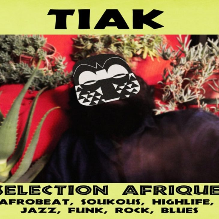 DISCOVERY SARDINIA RADIO SPECIAL W/ TIAK Sélection Afrique 27-05-2020