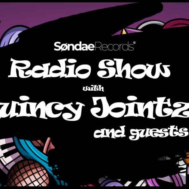 DISCOVERY SARDINIA RADIO SPECIAL W/ QUINCY JOINTZ SONDAE RECORDS RADIO SHOW FEAT. SMOOVE