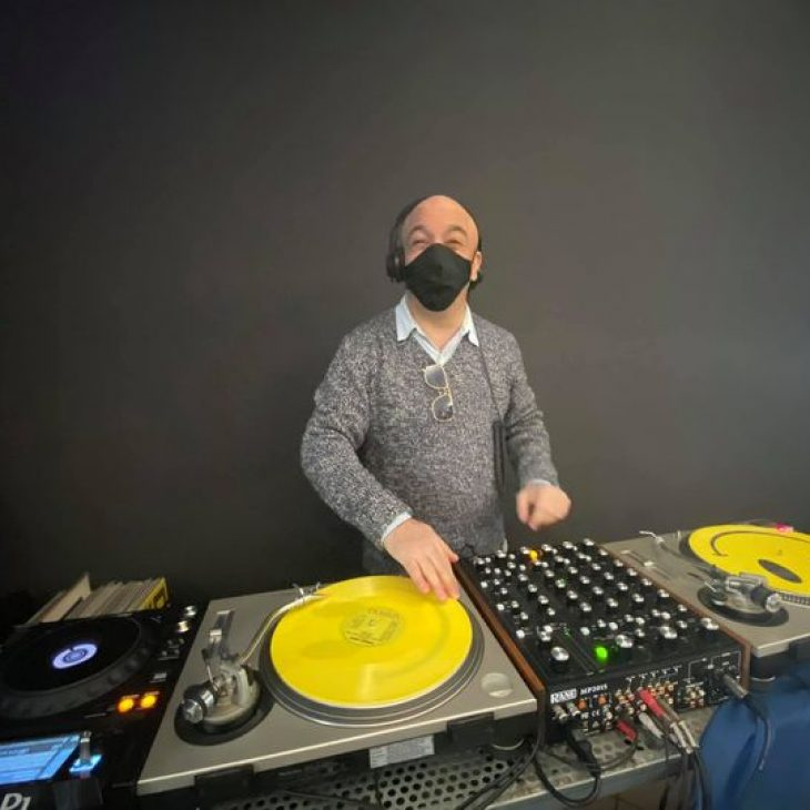 DISCOVERY SARDINIA RADIO RESIDENTS W/ MARCO CABRAS LOST MIX 19-02-2021