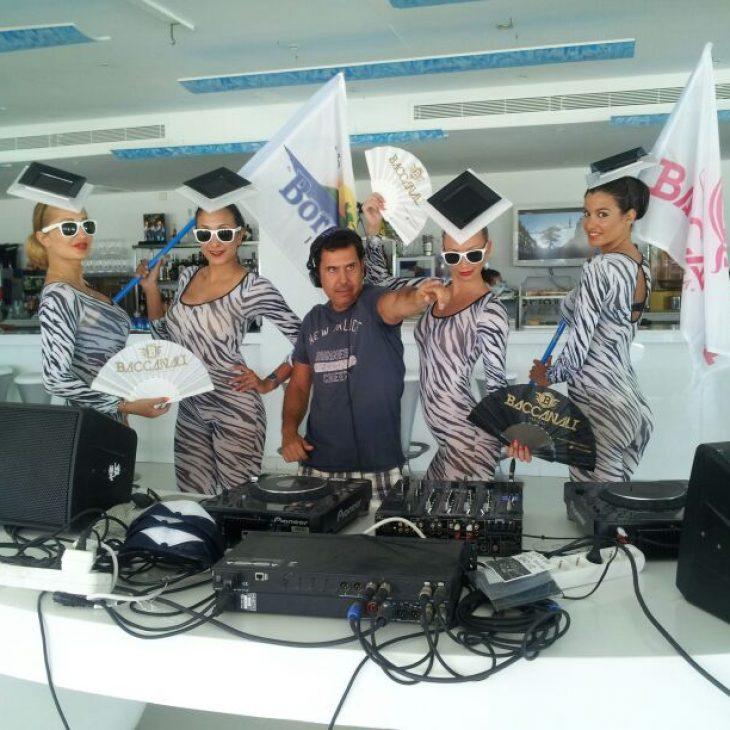 DISCOVERY SARDINIA SPECIAL W/DJ MAX 909 JAZZY HOUSE ECLECTIC SHOW