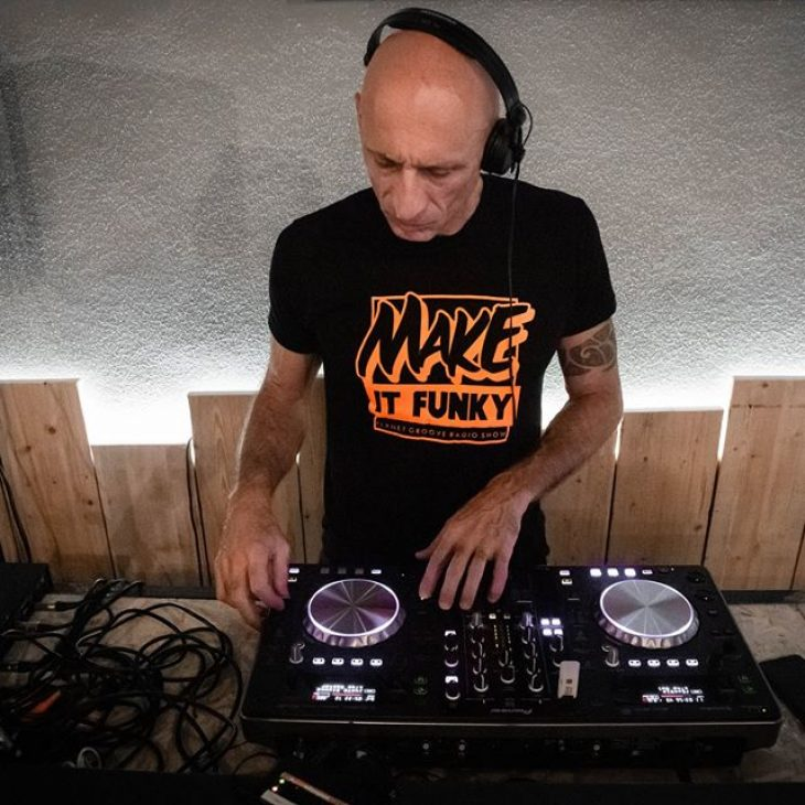 DISCOVERY SARDINIA RADIO RESIDENTS W/ FRANCESCO BOTTEGHI ECLECTIC SOUL JAZZ FUNK MIXTAPE