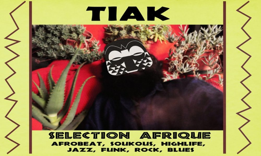 DISCOVERY SARDINIA RADIO SPECIAL W/ TIAK Sélection Afrique