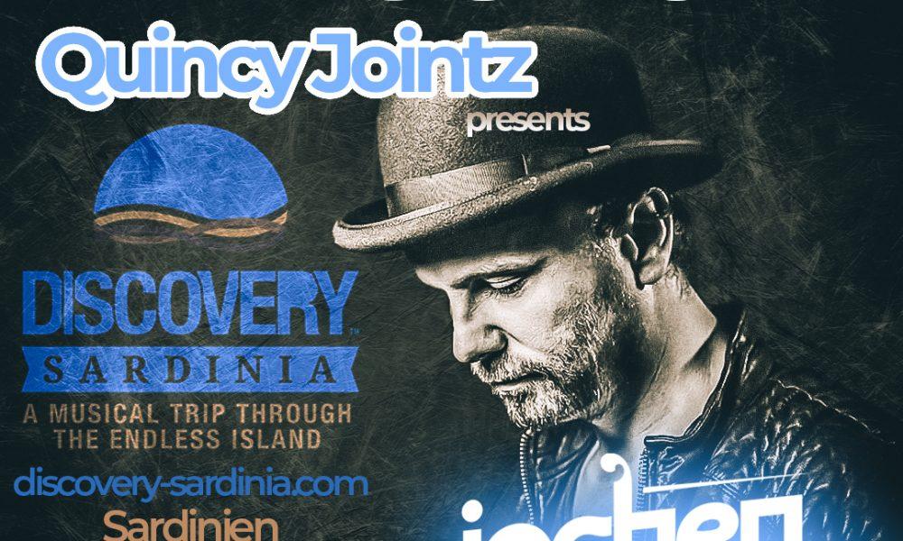 DISCOVERY SARDINIA RADIO SPECIAL W/ QUINCY JOINTZ FEAT. JOCHEN PASH