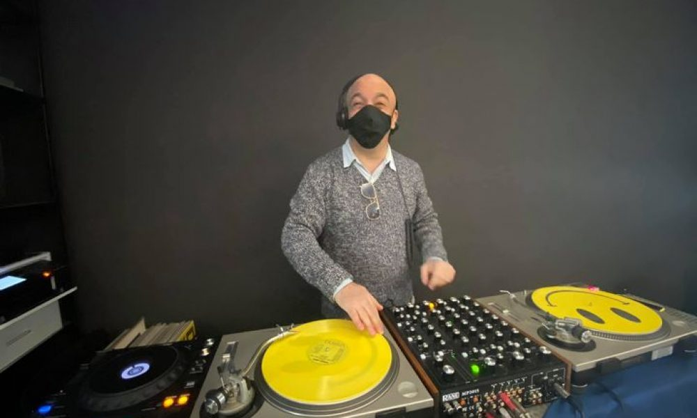 DISCOVERY SARDINIA RADIO RESIDENTS W/ MARCO CABRAS LOST MIX