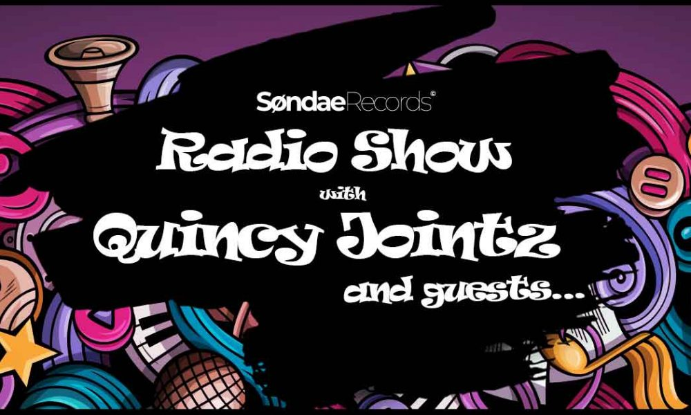 DISCOVERY SARDINIA RADIO SPECIAL W/ QUINCY JOINTZ  FEAT. SMOOVE