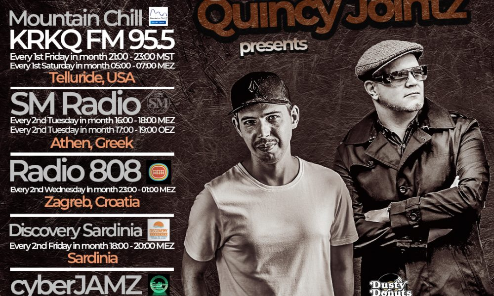 DISCOVERY SARDINIA RADIO SPECIAL W/ QUINCY JOINTZ  FEAT. MARC HYPE AND FUNKANIZER