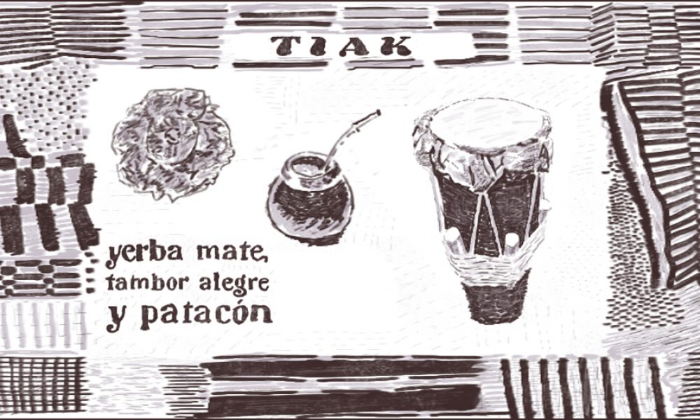 DISCOVERY SARDINIA RADIO SPECIAL W/ TIAK -Yerba mate , tambor alegre y patacòn